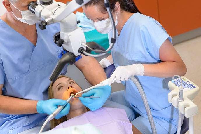 cirurgia dentária