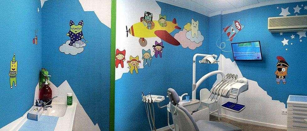 clínica dental infantil
