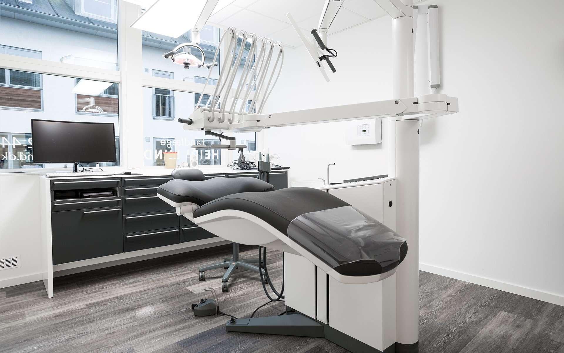 clínica dentária