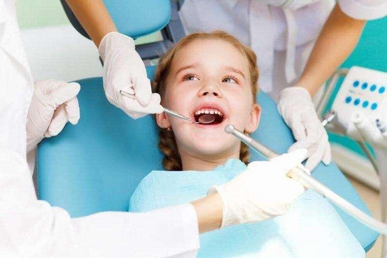 dentista para criança