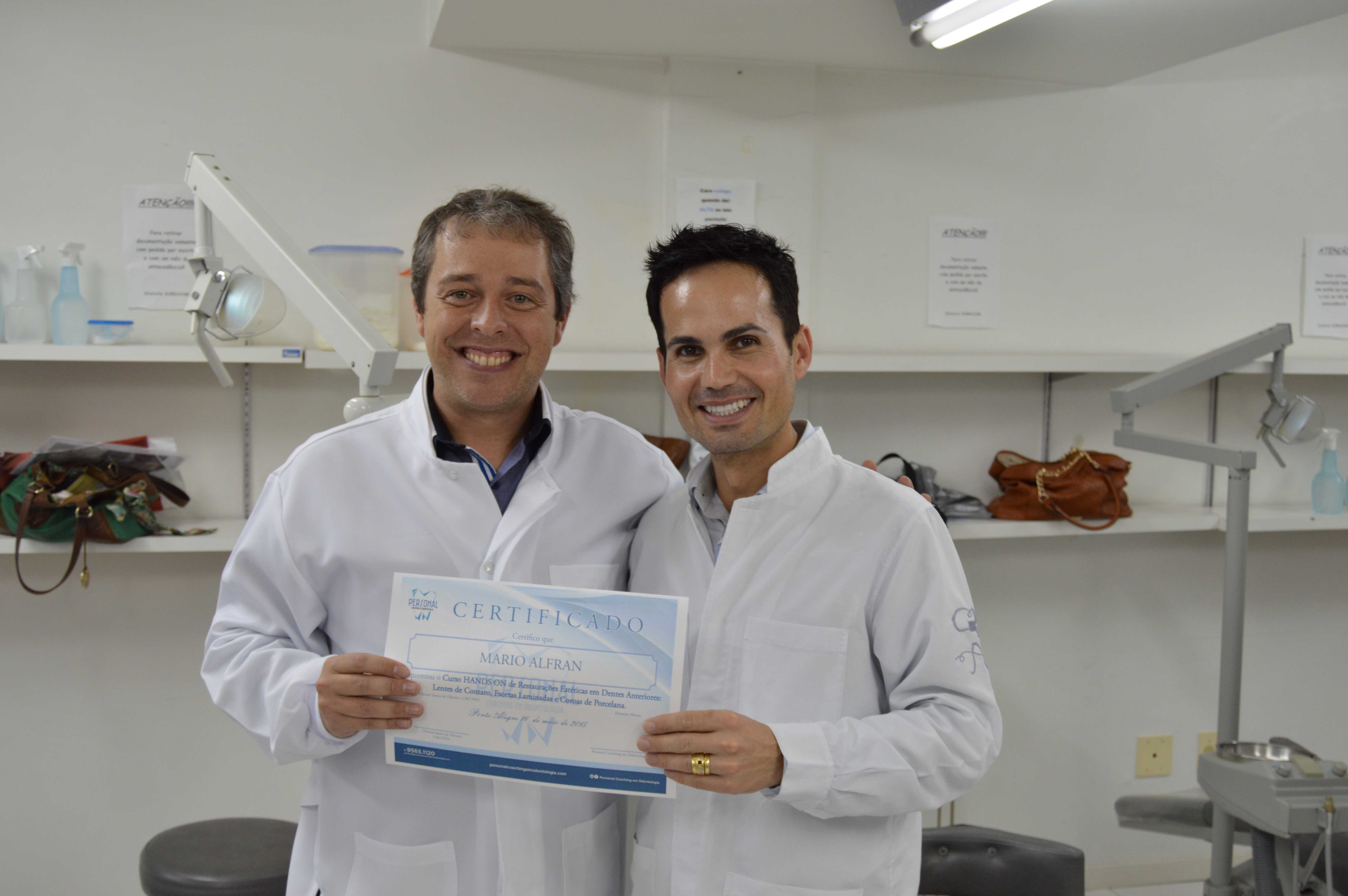 Personal coaching em odontologia
